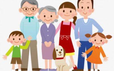 Zabezpieczony: Rodzina, mójnajwiększy skarb!- zabawy dla grupy maluszków