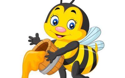 Zabezpieczony: Pracowity jak pszczółka- zabawy dla grupy maluszków