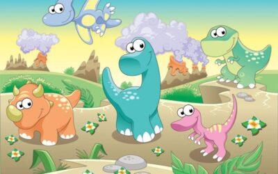 "GRUPA MOTYLKI- ""Dinozaury"""