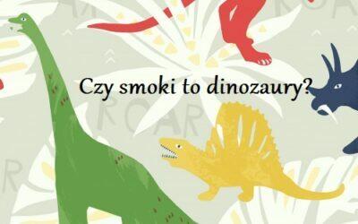 """GRUPA ŻABKI- praca plastyczna """"Dinozaury"""""""